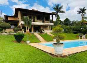 Casa em Condomínio, 4 Quartos, 1 Vaga, 3 Suites em Lote 34 Quadra 8, Condomínio Fazenda Solar, Igarapé, MG valor de R$ 1.500.000,00 no Lugar Certo
