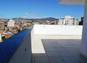 Cobertura, 3 Quartos, 2 Vagas, 1 Suite em Ana Lúcia, Sabará, MG valor de R$ 580.000,00 no Lugar Certo