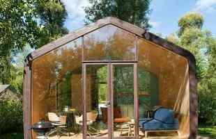 Casa concebida na Holanda dá um banho quando o tema é inovação e sustentabilidade, sem esquecer do conforto