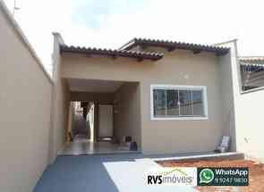 Casa, 3 Quartos, 2 Vagas, 1 Suite em Avenida Palmeiras de Goiás, Vila Alzira, Aparecida de Goiânia, GO valor de R$ 260.000,00 no Lugar Certo