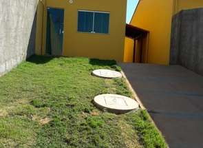 Casa, 2 Quartos, 1 Vaga em Rua Suécia, Recanto Verde, Esmeraldas, MG valor de R$ 180.000,00 no Lugar Certo