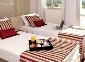 Apart Hotel, 1 Quarto, 1 Vaga, 1 Suite em Shn Quadra 05, Asa Norte, Brasília/Plano Piloto, DF valor de R$ 280.000,00 no Lugar Certo
