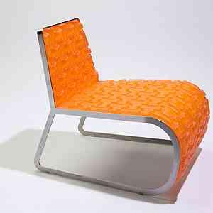 Cadeira da Sawaya & Moroni - Link Comunicação/Divulgação
