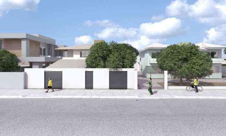 Uma das facilidades são 10 opções de projetos arquitetônicos gratuitos aos compradores - Grupo Morada/Divulgação