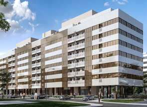 Apartamento, 2 Quartos, 2 Vagas, 1 Suite em Sqnw 103, Noroeste, Brasília/Plano Piloto, DF valor de R$ 1.099.000,00 no Lugar Certo