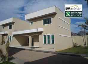 Casa em Condomínio, 3 Quartos, 3 Vagas, 1 Suite em Rua do Príncipe Regente, Jardim Imperial, Aparecida de Goiânia, GO valor de R$ 454.000,00 no Lugar Certo