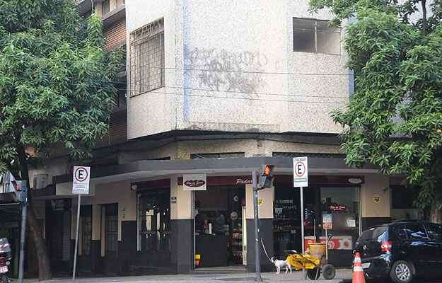 Não é raro encontrar em Belo Horizonte prédios residenciais com padarias embaixo - Paulo Filgueiras/EM/D.A Press