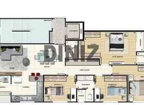 Apartamento, 4 Quartos, 4 Vagas, 4 Suites em Cidade Nova, Belo Horizonte, MG valor de R$ 1.098.880,00 no Lugar Certo