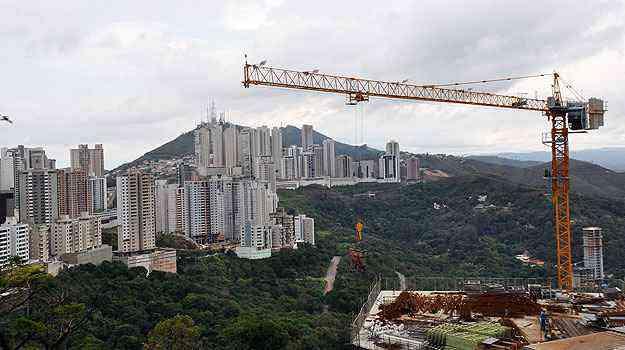 Novos empreendimentos surgem na Região de Nova Lima para atender o aumento da demanda  - Eduardo de Almeida/RA studio