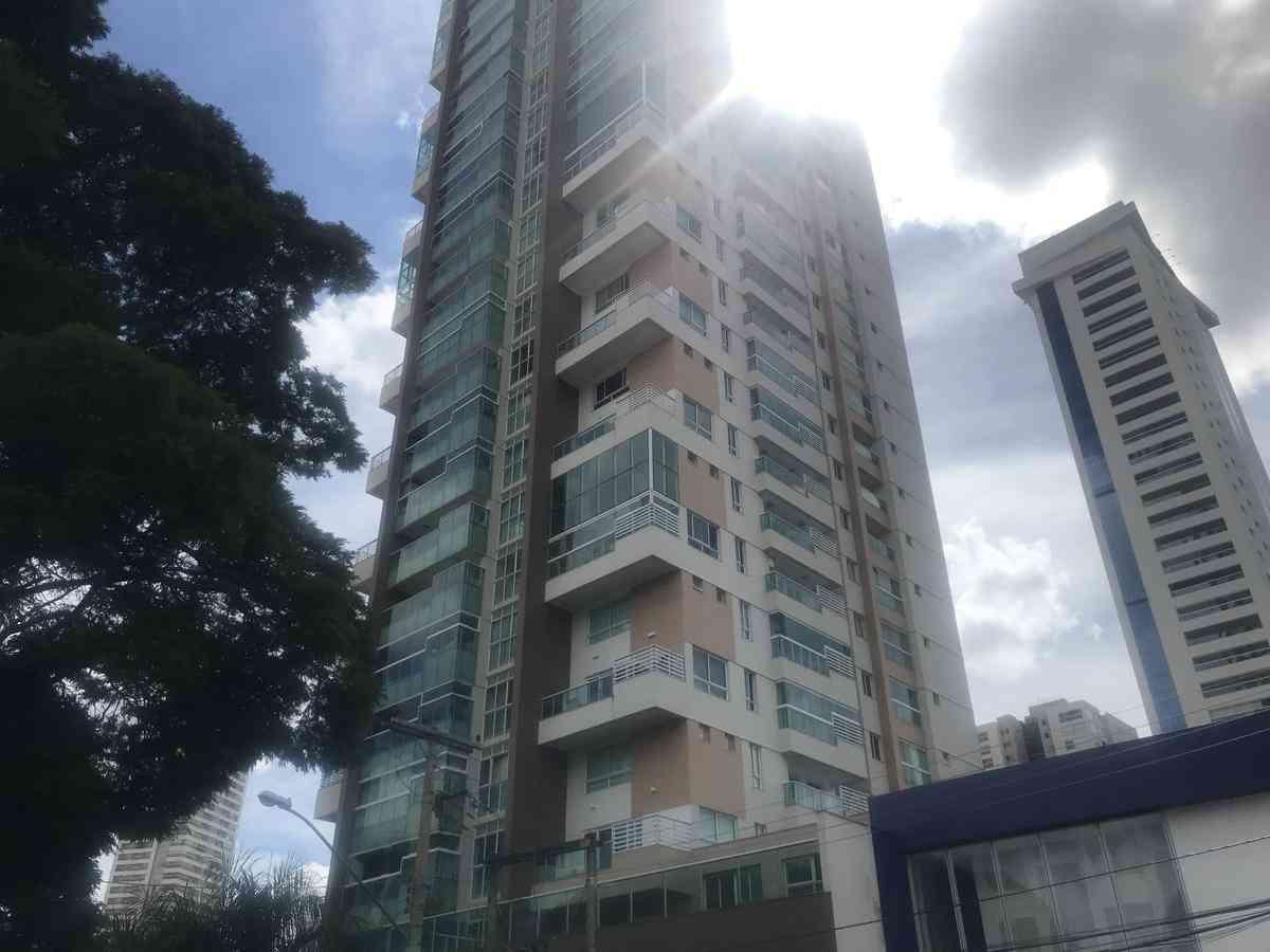 apartamento com 1 quarto à venda no bairro setor bueno, 36m