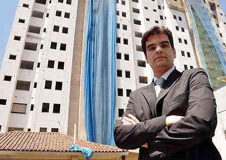 Lúcio Delfino, presidente da ABMH, destaca a procura pelos consórcios imobiliários - Eduardo Almeida/RA Studio - 27/9/11