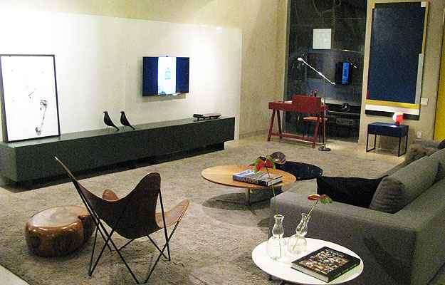 A Oficina de Design renovou o showroom para o circuito - Joana Gontijo/Portal Uai/D.A Press