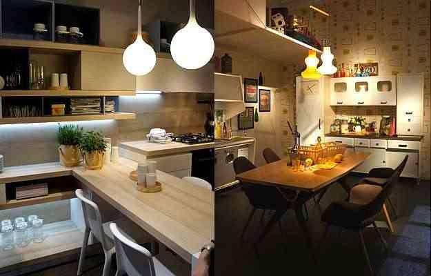 Cozinhas assumem cada vez mais o posto de espaço de confraternização - Paola Campos/Divulgação