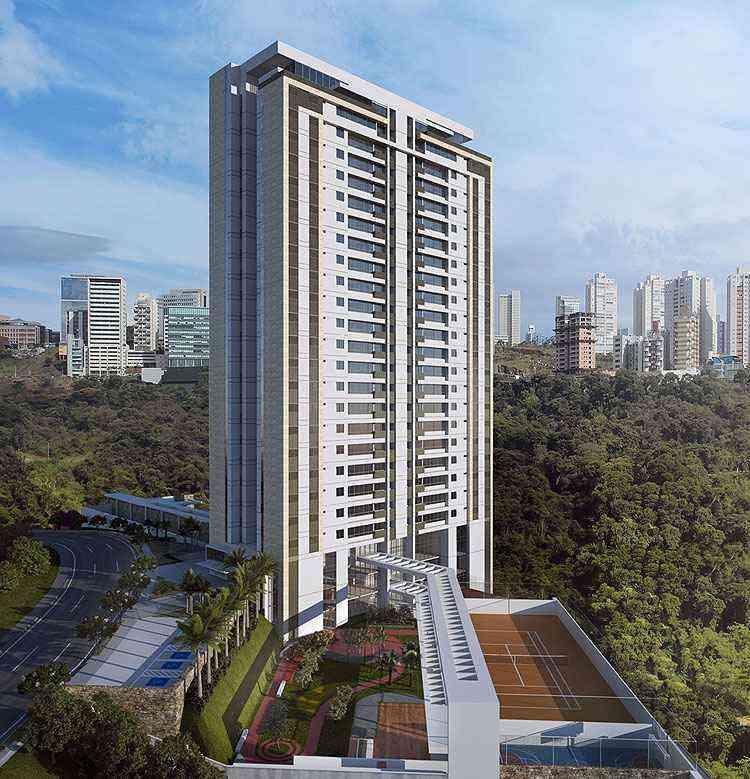 Edifício Kadosh foi pensando para melhor aproveitamento da iluminação e da ventilação natural  -  RKM/Divulgação