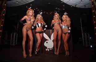 Mansão da Playboy, famosa pelas festas com as coelhinhas da revista, é colocada à venda. A casa tem 29 quartos, piscina, caverna e até zoológico