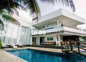 Casa em Condomínio, 4 Quartos, 4 Vagas, 4 Suites em Alphaville Goiás, Goiânia, GO valor de R$ 3.200.000,00 no Lugar Certo