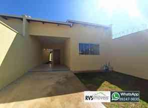 Casa, 3 Quartos, 2 Vagas, 1 Suite em Avenida Raimundo Correia, Cidade Satélite São Luiz, Aparecida de Goiânia, GO valor de R$ 225.000,00 no Lugar Certo