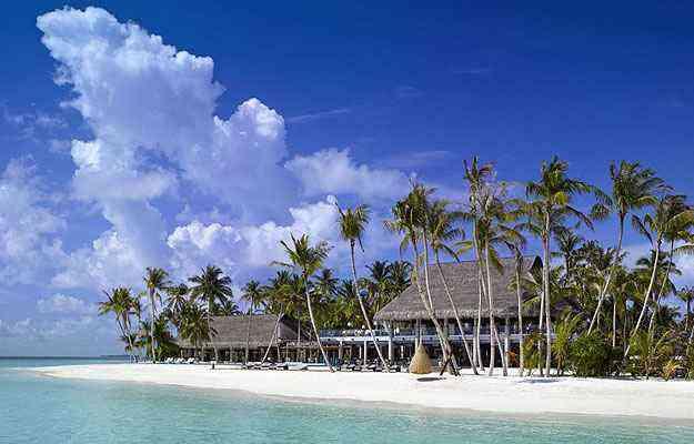 Caters News Agency/Reprodução/Velaa Private Island