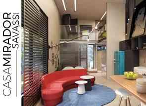 Área Privativa, 1 Quarto, 2 Vagas, 1 Suite em Rua dos Inconfidentes, Lourdes, Belo Horizonte, MG valor a partir de R$ 908.000,00 no Lugar Certo