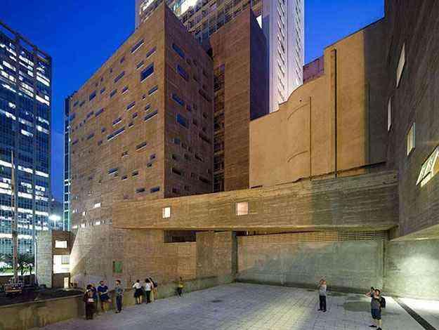 A Praça das Artes, em São Paulo, é um dos concorrentes - Architizer A  Awards/Divulgação