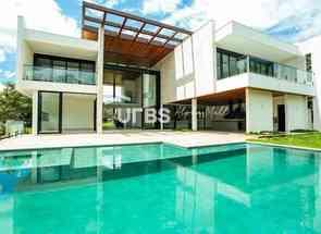 Casa em Condomínio, 4 Quartos, 6 Vagas, 4 Suites em Residencial Aldeia do Vale, Goiânia, GO valor de R$ 8.400.000,00 no Lugar Certo