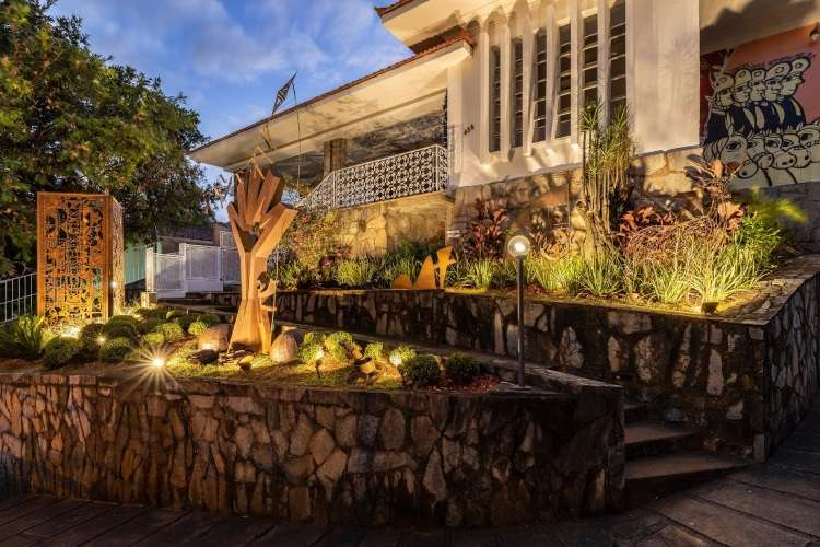 Jardim Libertas: Lucilene Bredoff e Robson Emerick - Ivan Araújo/Fotografia de Arquitetura/Divulgação