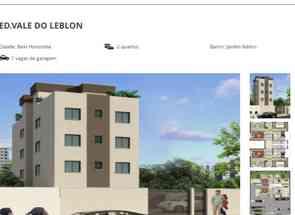 Apartamento, 2 Quartos, 1 Vaga em Parque Leblon, Belo Horizonte, MG valor de R$ 180.000,00 no Lugar Certo