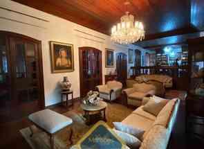 Casa em Condomínio, 4 Quartos, 4 Vagas, 2 Suites em Rua Bernardo Monteiro, Estância do Hibisco, Contagem, MG valor de R$ 8.000.000,00 no Lugar Certo