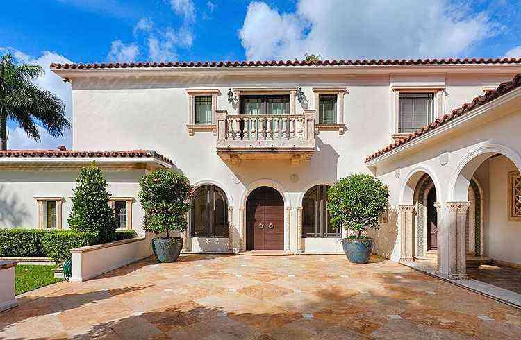 A luxuosa casa que pertenceu à estrela porto-riquenha foi construída em 1937 - Luis Travieso/Divulgação