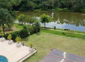 Casa em Condomínio, 5 Quartos, 4 Vagas, 5 Suites em Al. das Caraibas, Residencial Aldeia do Vale, Goiânia, GO valor de R$ 3.600.000,00 no Lugar Certo