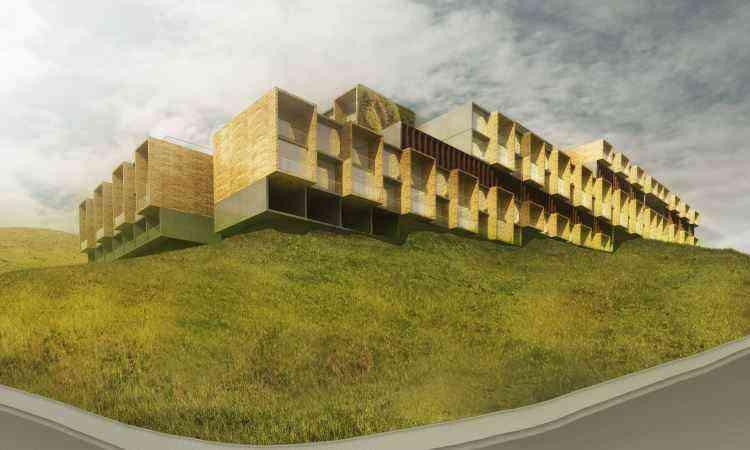 Projeto do Alto Buritis foi premiado durante a 16 Premiação de Arquitetura do Instituto dos Arquitetos do Brasil (IAB) 2013 Aleijadinho 200 anos, com a categoria Planos e projetos - Grupo EPO/Divulgação