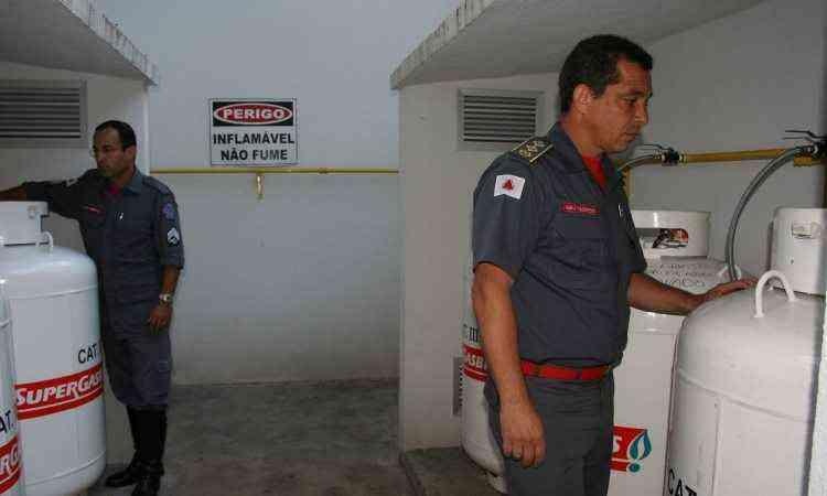 Vazamento de gás está entre as causas de incêndio mais comuns - Gladyston Rodrigues/Produtora SE7
