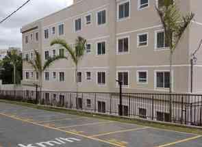 Apartamento, 2 Quartos, 1 Vaga em Rua Diamante, Sapucaia II, Contagem, MG valor de R$ 164.500,00 no Lugar Certo