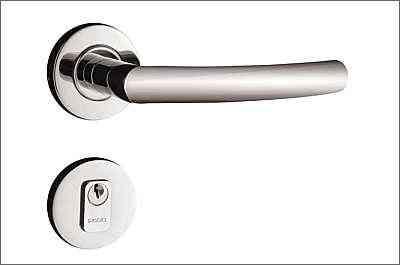 Linha de maçanetas e fechaduras da Pado não usa cromo no acabamento, substância considerada nociva ao meio ambiente - Pado/Divulgação
