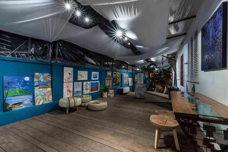 Galeria Libertas: Lucilene Bredoff e Robson Emerick - Ivan Araújo/Fotografia de Arquitetura/Divulgação