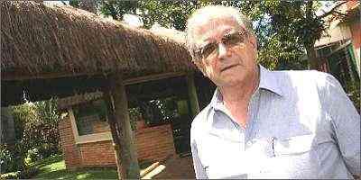 Caio Brandão diz que o quiosque é espaço de lazer com ar de mineiridade - Gladyston Rodrigues/AOCUBO FILMES