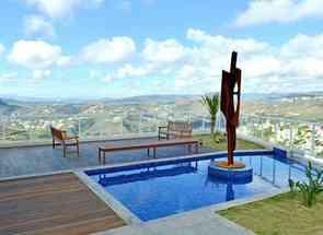 Apartamento, 4 Quartos, 4 Vagas, 3 Suites para alugar em Rua Ministro Orozimbo Nonato, Vila da Serra, Nova Lima, MG valor de R$ 15.000,00 no Lugar Certo