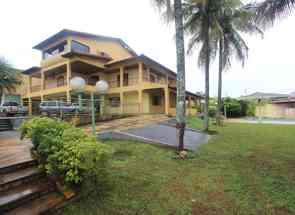 Casa, 5 Quartos, 10 Vagas, 3 Suites para alugar em Chácara 151, Setor Habitacional Vicente Pires, Taguatinga, DF valor de R$ 5.500,00 no Lugar Certo