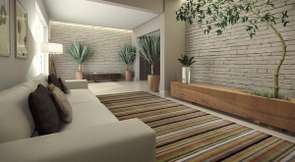 Apartamento, 2 Quartos, 1 Vaga, 2 Suites