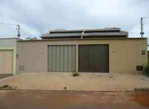 Casa, 2 Quartos, 2 Vagas em Jardim das Rosas, Goiânia, GO valor de R$ 145.000,00 no Lugar Certo