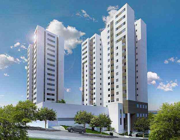 Empreendimento residencial e comercial da Masb em Betim  - MASB/Divulgação