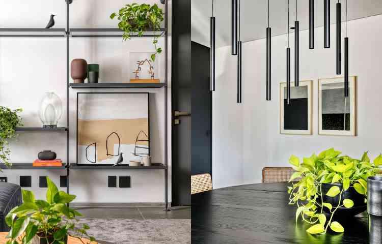 O apartamento AP se divide em grandes espaços, com sala de estar, sala de jantar, varanda, e até sala de jogos para os filhos do casal de moradores - Gustavo Xavier/Divulgação