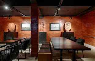 Restaurante Galeria, de Felipe Barros