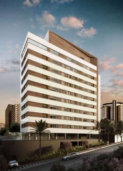 San Giuseppe, novo residencial do Grupo EPO, contempla fachadas em porcelanato aerado, textura especial para áreas externas e esquadrias de alto padrão  - EPO/Divulgação