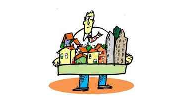 Imobiliárias atuam como facilitadores no processo de compra e venda de um imóvel