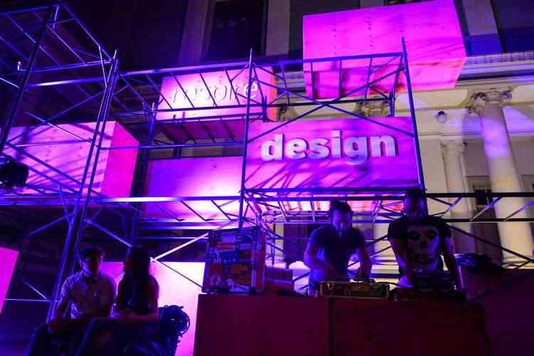 Inauguração do Espaço Fósforo - DMais Design/ Divulgação