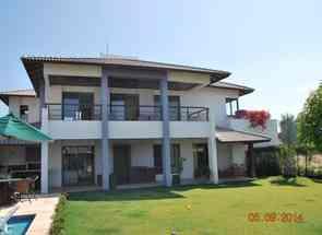 Casa, 4 Quartos, 4 Vagas, 4 Suites em Avenida Litorânea S/N Condomínio Alphaville Fortaleza Residencial, Cararu, Eusébio, CE valor de R$ 2.800.000,00 no Lugar Certo