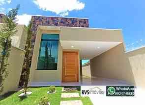 Casa, 3 Quartos, 2 Vagas, 3 Suites em Avenida Guarapari, Jardim Atlântico, Goiânia, GO valor de R$ 450.000,00 no Lugar Certo