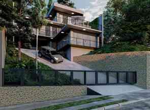 Casa em Condomínio, 4 Vagas, 4 Suites em Rua Palmyra Roussin, Ouro Velho Mansões, Nova Lima, MG valor de R$ 2.800.000,00 no Lugar Certo