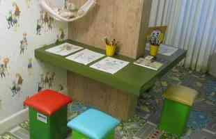 Brinquedoteca, da Sobe Arquitetura - Eduarda Coelho